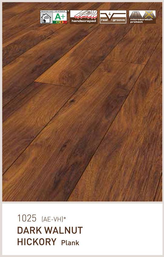Verox Floor 1025 Dark Walnut Hickory