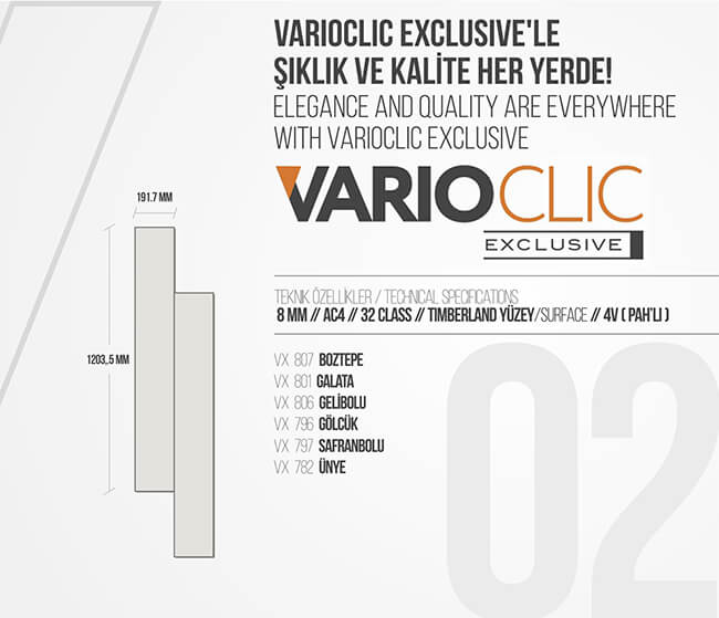 VARIOCLIC-EXCLUSIVE