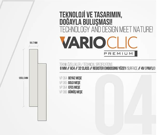 VARIOCLIC-PREMIUM