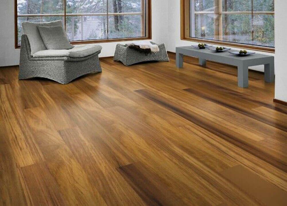 plank iroko natural