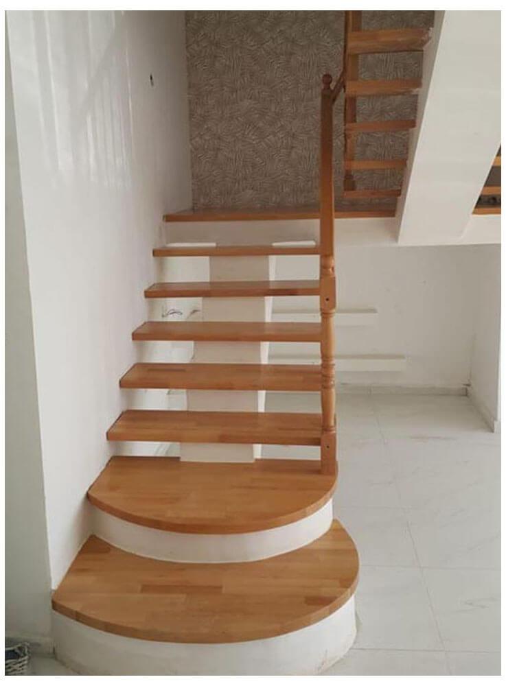 ahsap merdiven 05