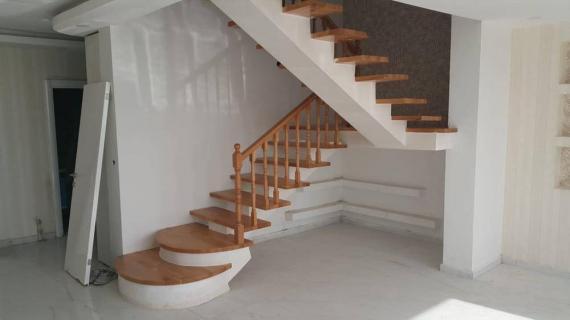 ahsap merdiven 06