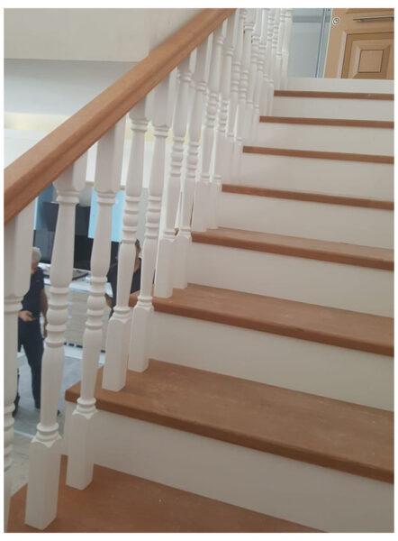 ahsap merdiven 2
