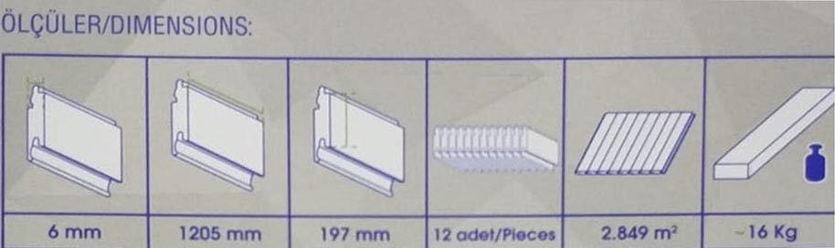 6 mm özellikler