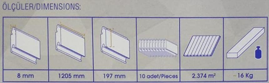 8 mm 31 özellikler