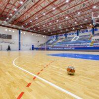 Adnan Menderes Universitesi Spor Salonu 1