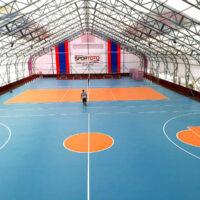 Foca Jandarma Komutanligi Spor Salonu 4